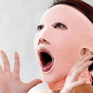 Wrinkle Fighting Facial Exercise Mask