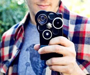 iPhone Camera Lens Dial
