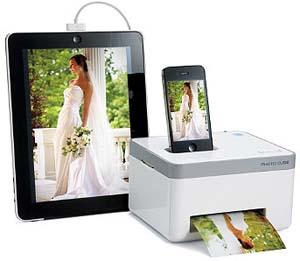 iPhone + iPad Printer