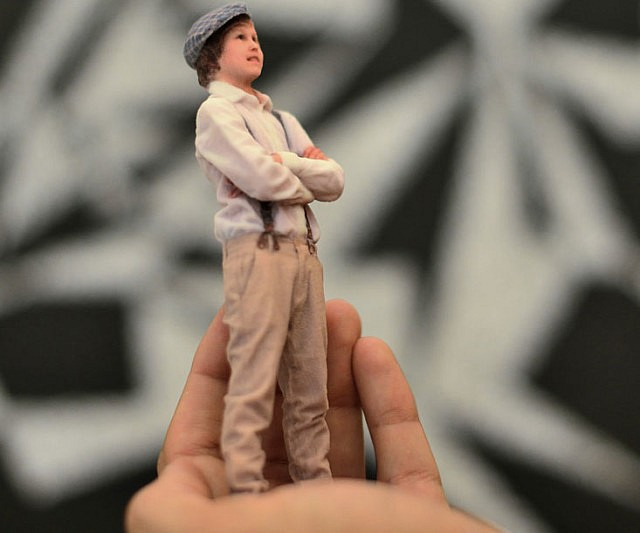 3d Printed Action Figures Of Yourself Interwebs