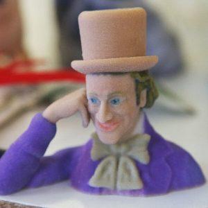 3D Printed Condescending Wonka