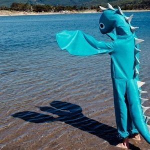 Adult Loch Ness Monster Costume