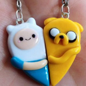 Adventure Time Friendship Necklaces