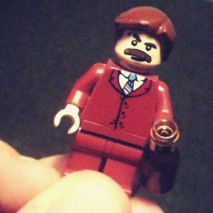 Anchor Man LEGO Action Figure