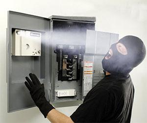 Anti-Burglar Defense System