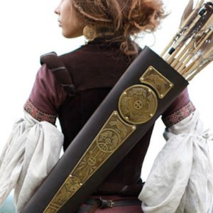 Archeress Leather Quiver