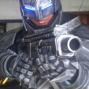 Batman Armor Suit