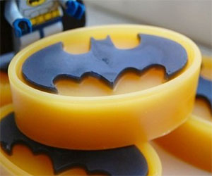 Batman Soap Bars