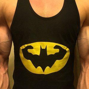 Batman Workout Tank Top
