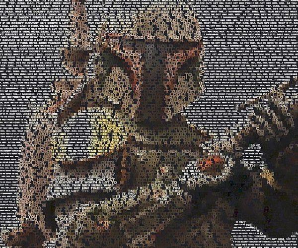 Boba Fett Quotes Mosaic