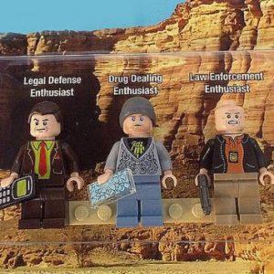 Breaking Bad LEGO Figurines