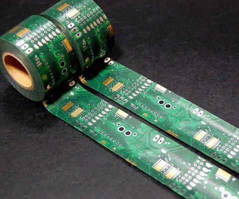 Circuit Board Masking Tape