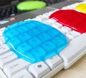Colorful Electronics Cleaning Putty