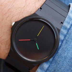 Custom Colored Unisex Watches