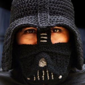 DIY Darth Vader Helmet Pattern