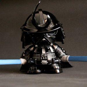 Darth Vader Samurai Toy