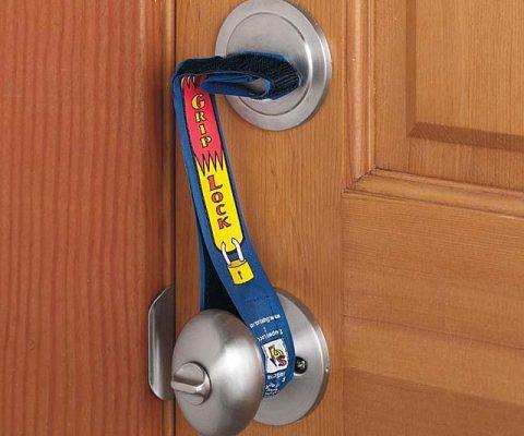Deadbolt Lock Enhancer