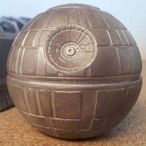 Death Star Soap Bar