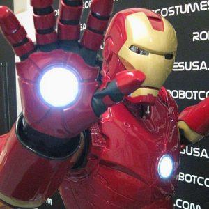 Deluxe Iron Man Costume