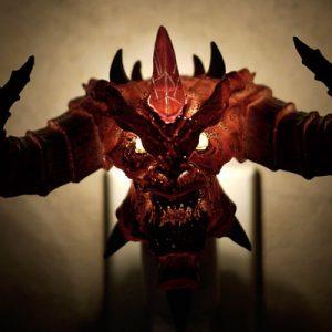 Diablo Night Light