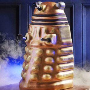 Doctor Who Dalek Cake Mold