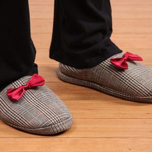 Doctor Who Men's Slippers