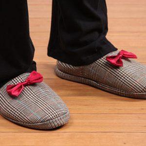 Doctor Who Men's Slippers