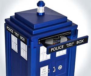 Doctor Who TARDIS Computer