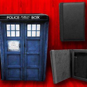 Doctor Who TARDIS Kindle Cover