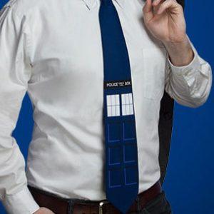 Doctor Who Ties