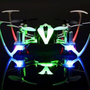 Double Flip Quadrocopter