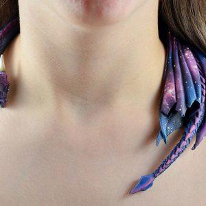 Dragon Draper Necklace