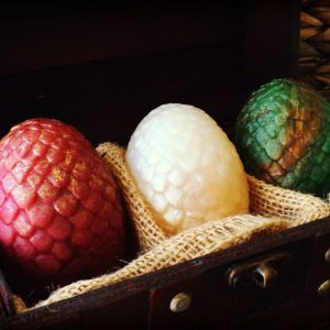 Dragon Egg Soap Boxed Set