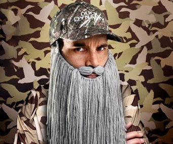 Duck Dynasty Bearded Hat
