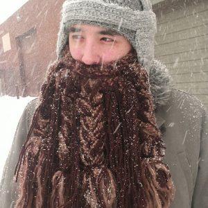 Dwarven Beard Beanie