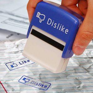 Facebook Like/Dislike Stamps