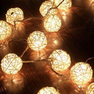 Fairy Ball Lights