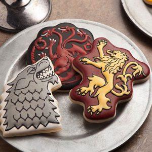 GOT House Sigil Cookie Cutters