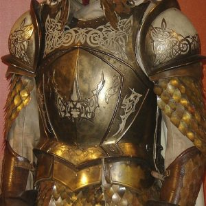 Game Of Thrones Kingsguard Armor