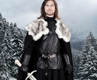 Game Of Thrones Night's Watch Cape