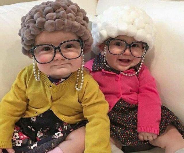 Grandma Baby Costumes