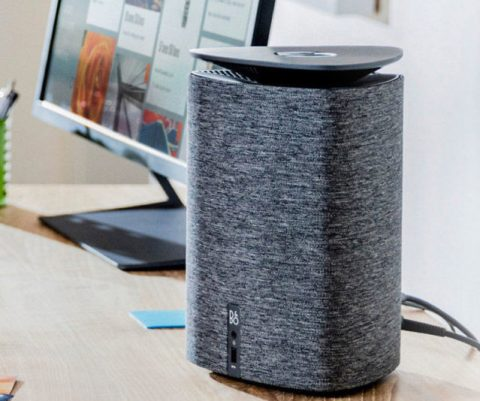 HP Pavilion Wave Speaker Shaped PC
