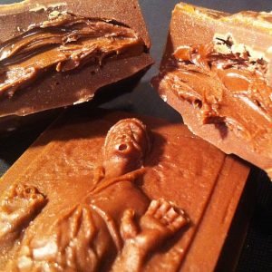 Han Solo In Carbonite Chocolate Truffle