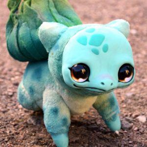Handmade Stuffed Pokemon Toys