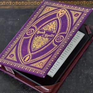 Harry Potter Book Of Spells Kindle Case
