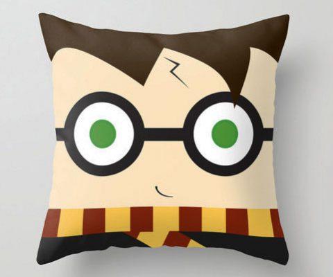 Harry Potter Plush Pillow