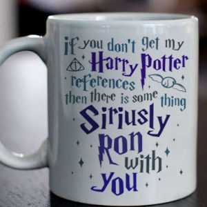 Harry Potter References Mug