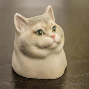 Heavy Breathing Cat