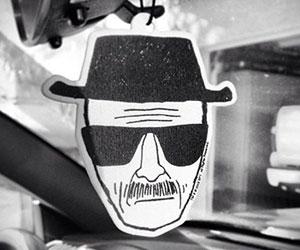 Heisenberg Air Freshener