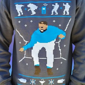 Hotline Bling Ugly Christmas Sweater